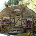 Maison les povottes champignon