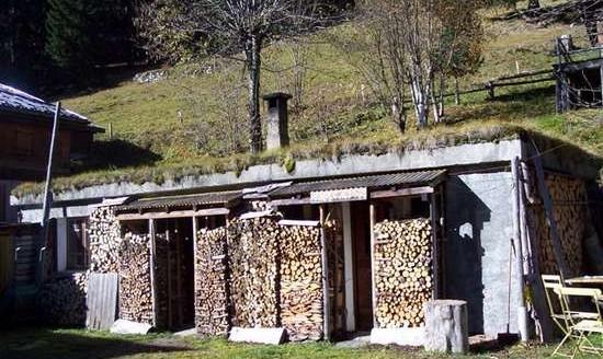 atelier bois de daniel à vallorcine