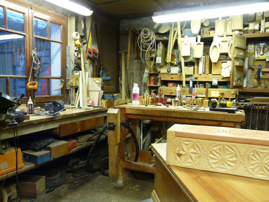 L'atelier du bois…  Le blog de Denise  Les Povottes ~ L Atelier Du Bois Train